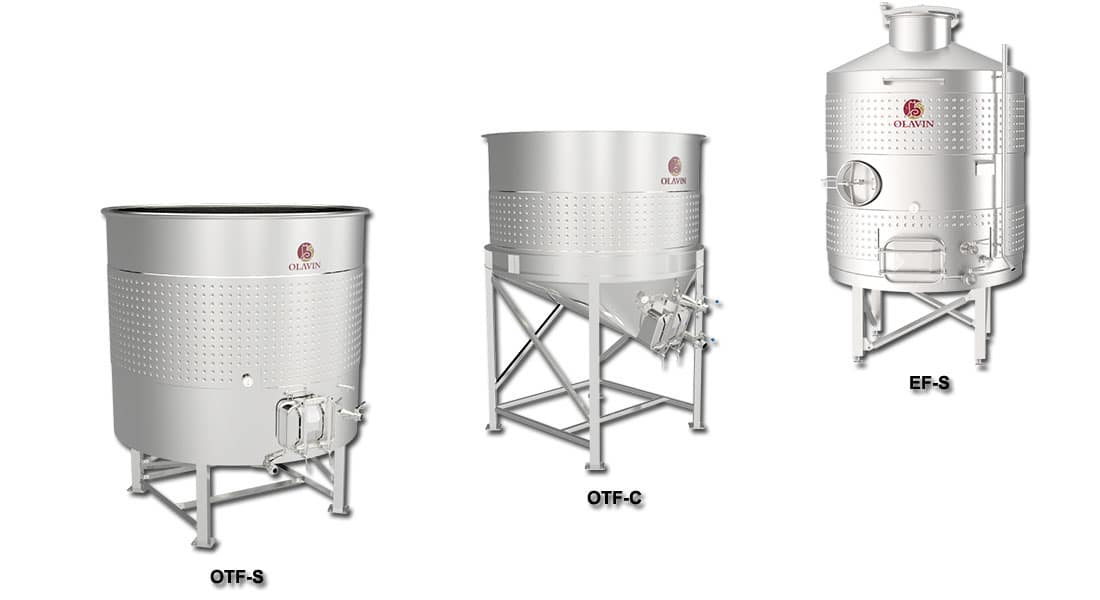 wine making equipment-fermenter