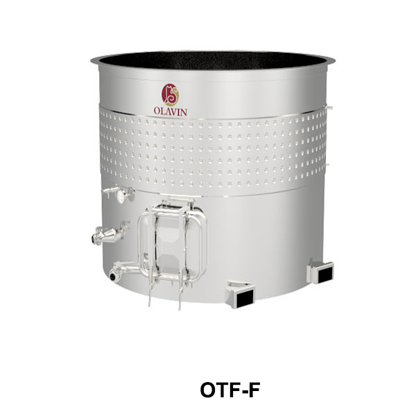 forkliftable wine tank