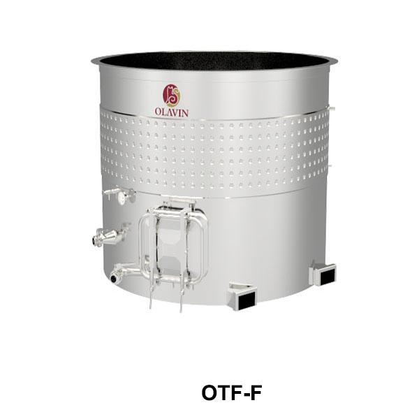 forkliftable wine tank