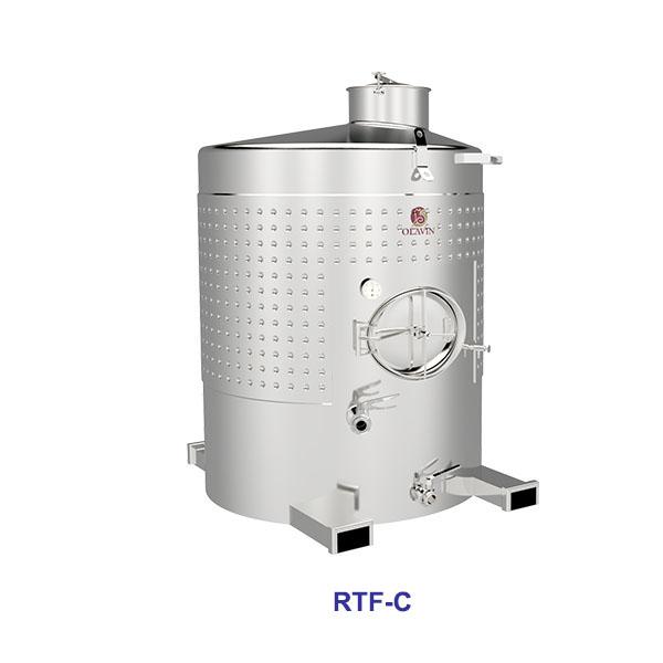 wine forklift tank